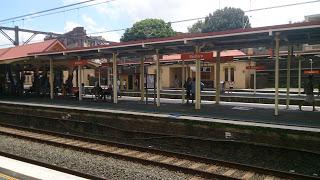 sydney train station redfern