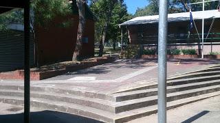 Eastlakes Public School amphiteather