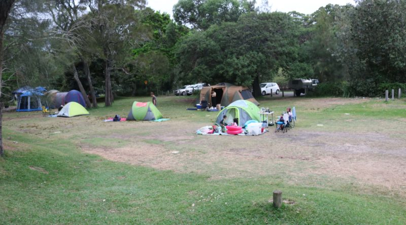 bonnie vale camp ground